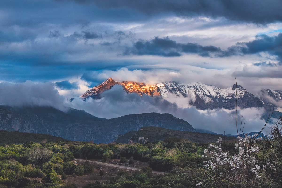 Εθνικό Πάρκο Τζουμέρκων, Περιστερίου και Χαράδρας Αράχθου
